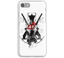 Maybe Someday? iPhone Case/Skin