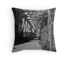 Bristol Bridge Throw Pillow