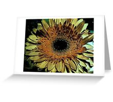 Raw Beauty Greeting Card