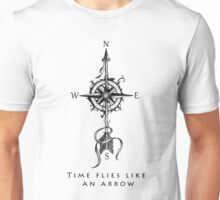 Time flies like an arrow Unisex T-Shirt