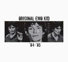Richard Ramirez - Original Emo Kid by thrilloftherush