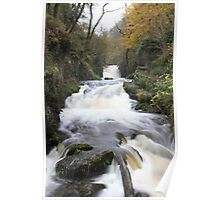Watersemeet After Heavy Rain Poster