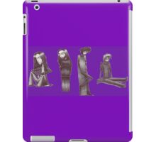 Rag Doll Soundgarden (Violet) iPad Case/Skin