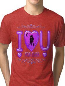 VALENTINE T SHIRT Tri-blend T-Shirt