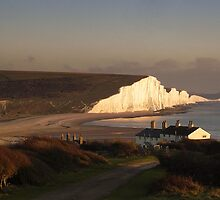 Seven Sisters by clivester