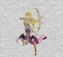 Hylian Warrior Baby Tee