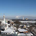 Vladimir Cityscape by Yulia Manko
