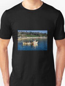 Free Spirit Leaving The Harbour Unisex T-Shirt