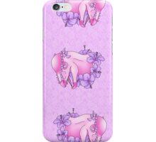 Pinkycephalosaurus iPhone Case/Skin