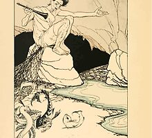 The Land of Enchantment by Arthur Rackham 0008 I Want None of Your Leaping and Dancing by wetdryvac