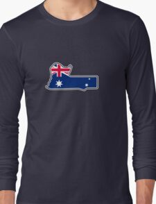 Mount Panorama Circuit Long Sleeve T-Shirt
