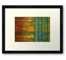 Cooling Off Framed Print