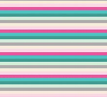 Abstract Colorful Stripes Pattern by sale
