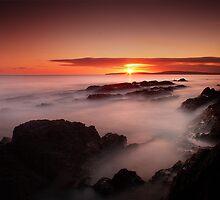 Sunset - Garretstown Co.Cork by Pascal Lee (LIPF)