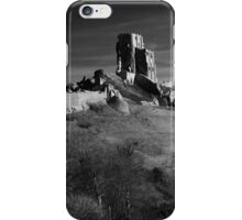 Corfe Castle iPhone Case/Skin