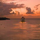 Sailing from St. Lucia by Memaa