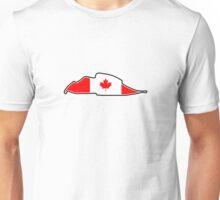 Circuit Gilles Villeneuve Unisex T-Shirt