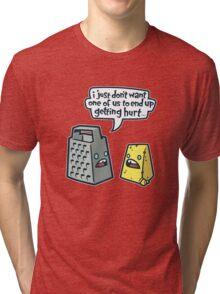 Martin & Simon Tri-blend T-Shirt