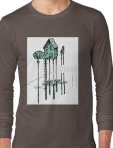 House, Home Long Sleeve T-Shirt