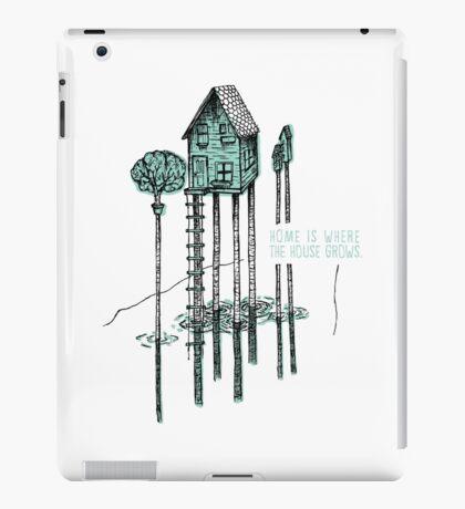 House, Home iPad Case/Skin