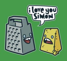 I Love You Simon T-Shirt
