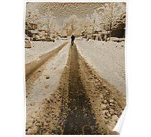 Road Walk..... Poster