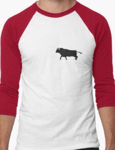 black bull Men's Baseball ¾ T-Shirt
