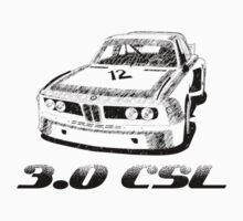 Retro CSL by Steve Harvey