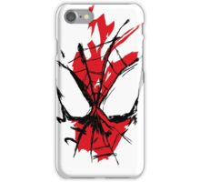 Spiderman Splatter iPhone Case/Skin