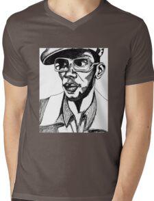 Mighty Mos Def Mens V-Neck T-Shirt