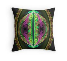 Julian - Hidden Treasure Throw Pillow