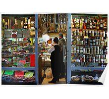Basque Delicatessen Poster