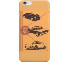 Porsche Folio iPhone Case/Skin