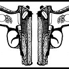 Pistols by Bates1010