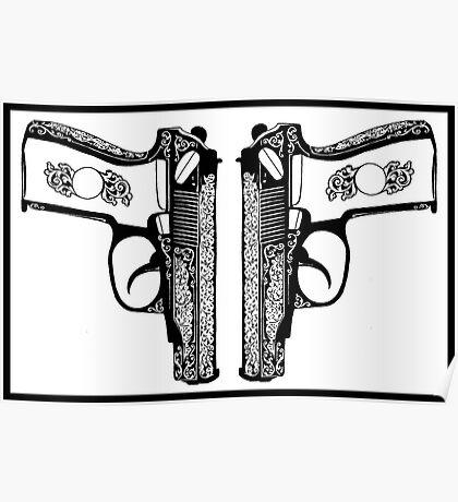 Pistols Poster