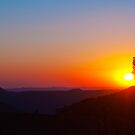 Sunset, Cantavieja, Maestrazgo, Aragon, Spain by Andrew Jones