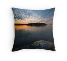 Stockholm Archipelago 2 Throw Pillow