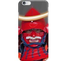 Nagasaki Samurai iPhone Case/Skin