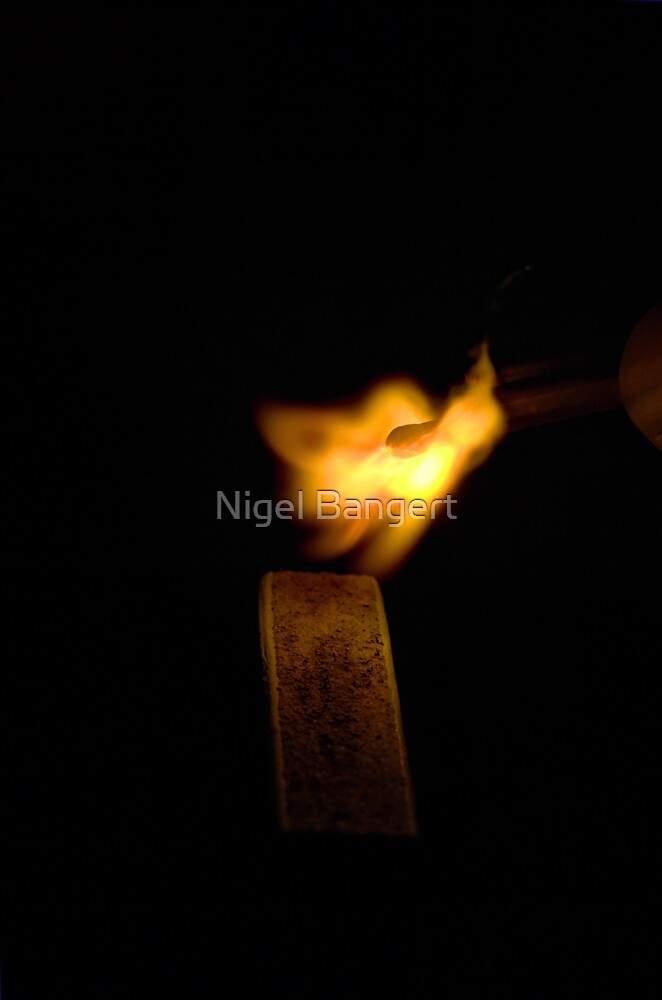 Ignition by Nigel Bangert