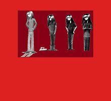 Rag Doll Type O Negative (Dark Red) Unisex T-Shirt