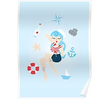 Oh Sweet Sailor Poster