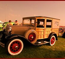 1930 Ford Woody Station Wagon by TeeMack