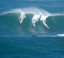 Waimea Heat - part 1 by kevin smith  skystudiohawaii