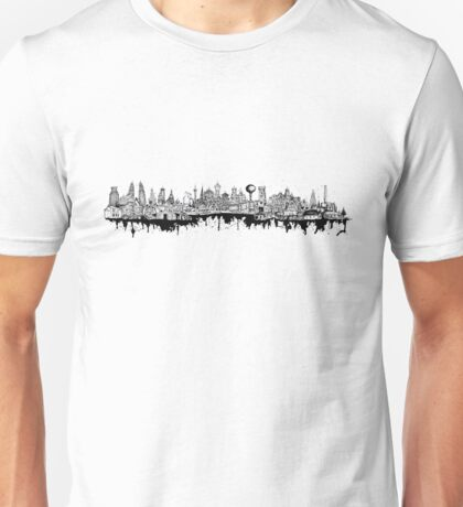Composed Cityscape T-Shirt