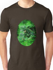 Green Whirlwind Rayquaza Unisex T-Shirt