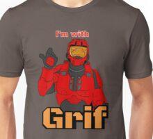 I'm with Grif Unisex T-Shirt