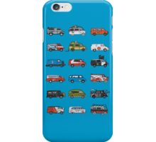 It would have been cooler as a Van (2) iPhone Case/Skin