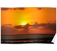 Townsville Sunrise Poster
