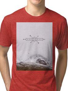 im happy. Tri-blend T-Shirt