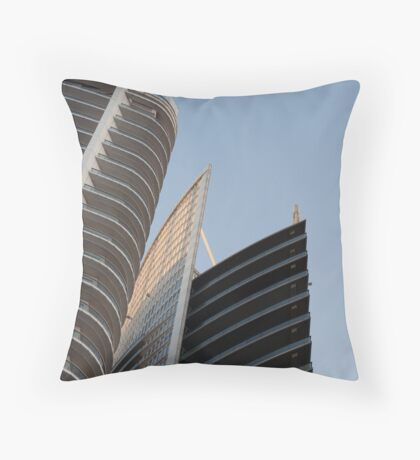 The Free Form Throw Pillow
